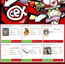 Electricals offers in the CeX catalogue in Leicester