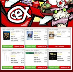 TV offers in the CeX catalogue in Cheltenham