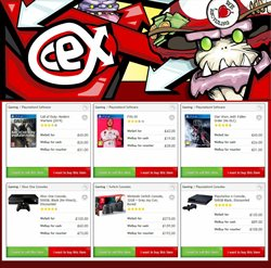 Electronics offers in the CeX catalogue in Leeds ( 5 days left )