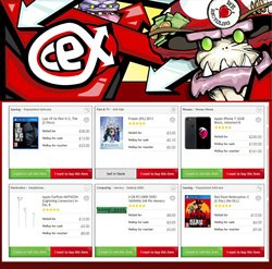 CeX catalogue in Leeds ( Expired )