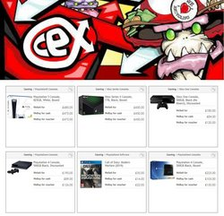 CeX catalogue in Leeds ( Expires today )
