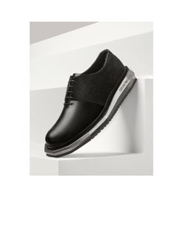 Boys shoes offers in the Armani catalogue in London