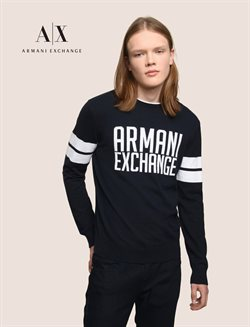 Armani offers in the London catalogue