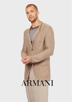 Armani catalogue in Birmingham ( More than a month )