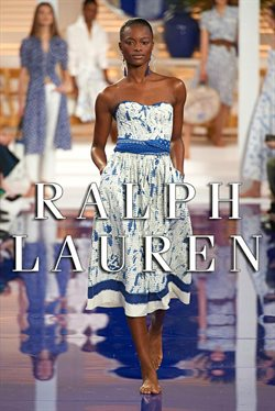 Luxury brands offers in the Ralph Lauren catalogue in Southwark