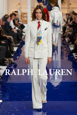 Luxury brands offers in the Ralph Lauren catalogue in Islington