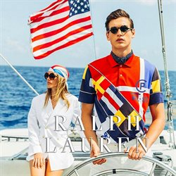 Ralph Lauren offers in the Hammersmith catalogue