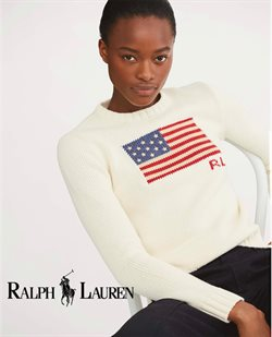 Luxury brands offers in the Ralph Lauren catalogue in Richmond upon Thames