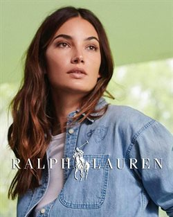 Ralph Lauren offers in the London catalogue