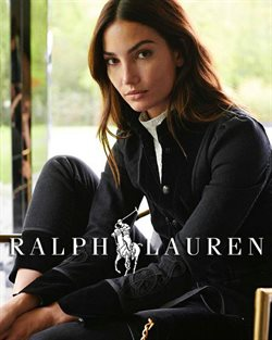 Luxury brands offers in the Ralph Lauren catalogue in Barking-Dagenham