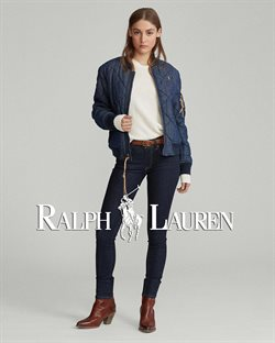 Luxury brands offers in the Ralph Lauren catalogue in Dartford