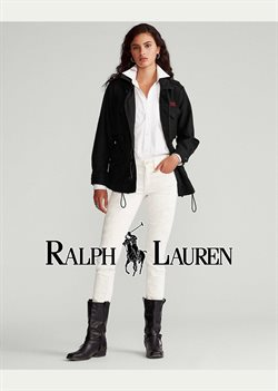 Luxury brands offers in the Ralph Lauren catalogue in Redbridge ( 25 days left )