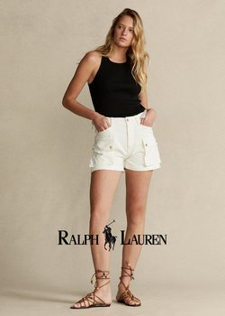 Luxury brands offers in the Ralph Lauren catalogue ( 30 days left)