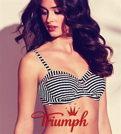 Triumph offers in the London catalogue