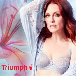 Triumph offers in the Leicester catalogue