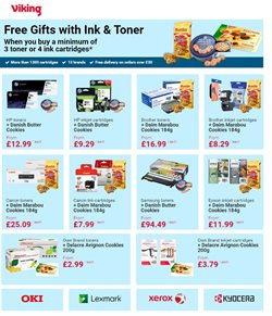Viking Direct catalogue ( Expires today )