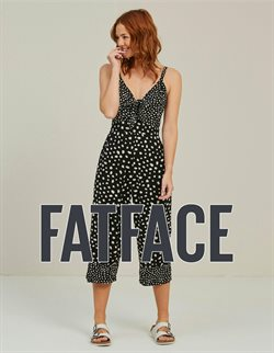 Fat Face catalogue ( More than a month )