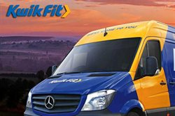 Cars, motorcycles & spares offers in the Kwik Fit catalogue in Tower Hamlets