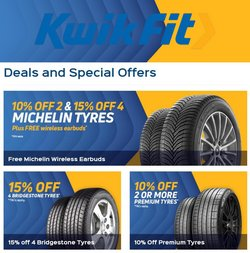 Kwik Fit catalogue ( Expired )