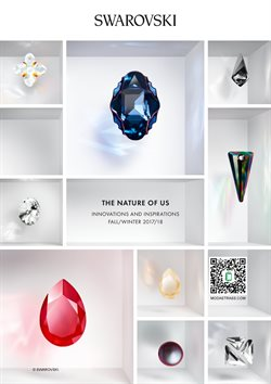 Luxury brands offers in the Swarovski catalogue in Worthing
