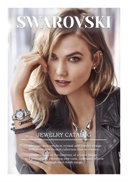 Luxury brands offers in the Swarovski catalogue in Southwark