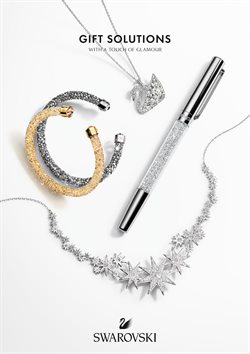 Swarovski offers in the Liverpool catalogue