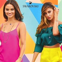 Luxury brands offers in the Swarovski catalogue in Kingston upon Thames