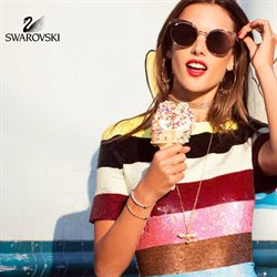 Luxury brands offers in the Swarovski catalogue in Liverpool