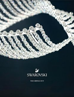 Luxury brands offers in the Swarovski catalogue in Lambeth