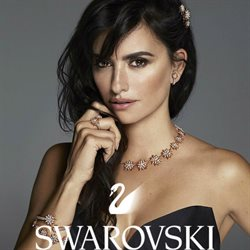 Luxury brands offers in the Swarovski catalogue in Dartford