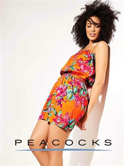 Peacocks offers in the Manchester catalogue