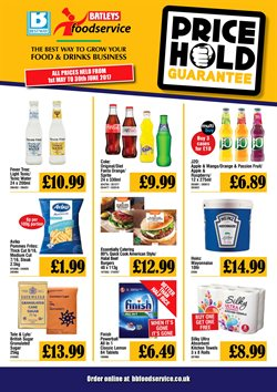 Food offers in the Bestway catalogue in London