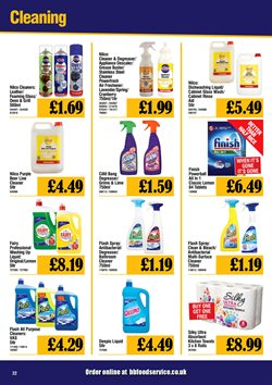 Bathroom offers in the Bestway catalogue in London