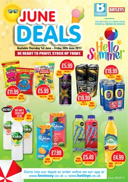 Supermarkets offers in the Bestway catalogue in Liverpool