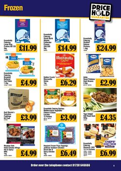 Pizza offers in the Bestway catalogue in London