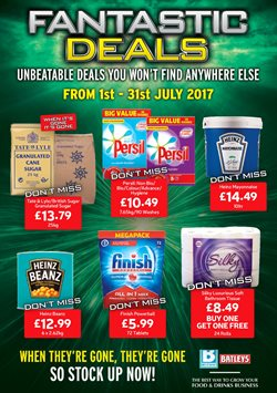 Bestway offers in the Coleraine catalogue