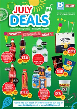Beer offers in the Bestway catalogue in Leeds