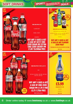 Top offers in the Bestway catalogue in London