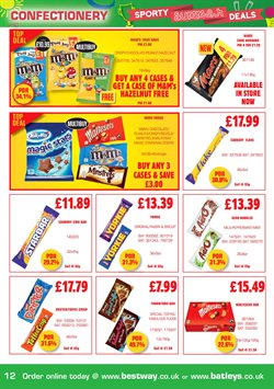 Bags offers in the Bestway catalogue in Liverpool
