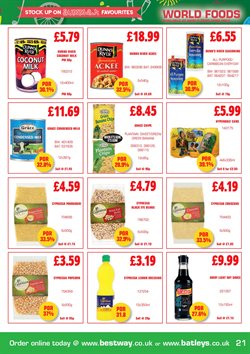 Pasta offers in the Bestway catalogue in Liverpool
