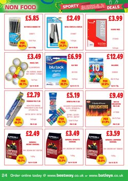 Tools offers in the Bestway catalogue in Liverpool