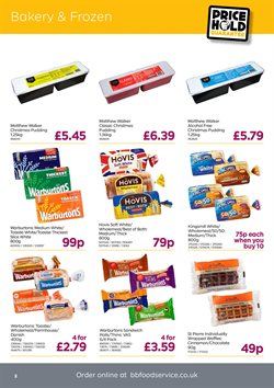 Christmas offers in the Bestway catalogue in London