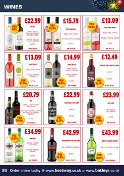 Fine and sweet offers in the Bestway catalogue in London