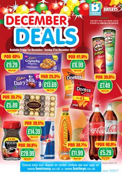 Supermarkets offers in the Bestway catalogue in Hackney