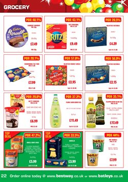 Pasta offers in the Bestway catalogue in London
