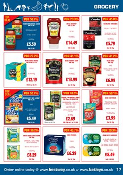 Chicken offers in the Bestway catalogue in Worthing