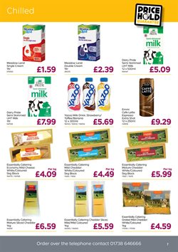 Dairy offers in the Bestway catalogue in London