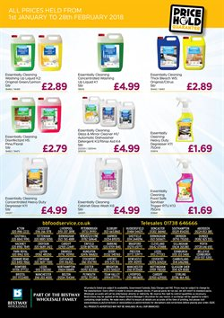 Boxes offers in the Bestway catalogue in London