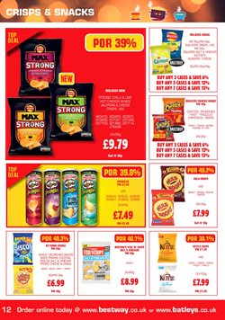 Cheese offers in the Bestway catalogue in Runcorn