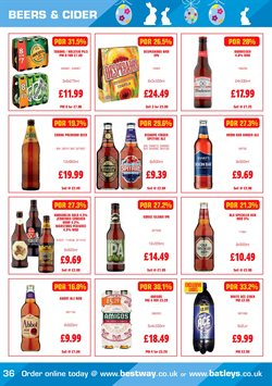 Ace offers in the Bestway catalogue in London